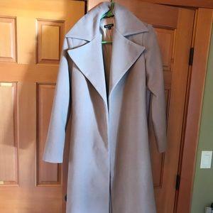 Boohoo trench coat US 8!